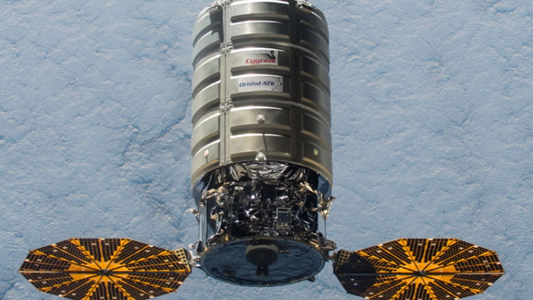 ISS Spacecraft Cygnus