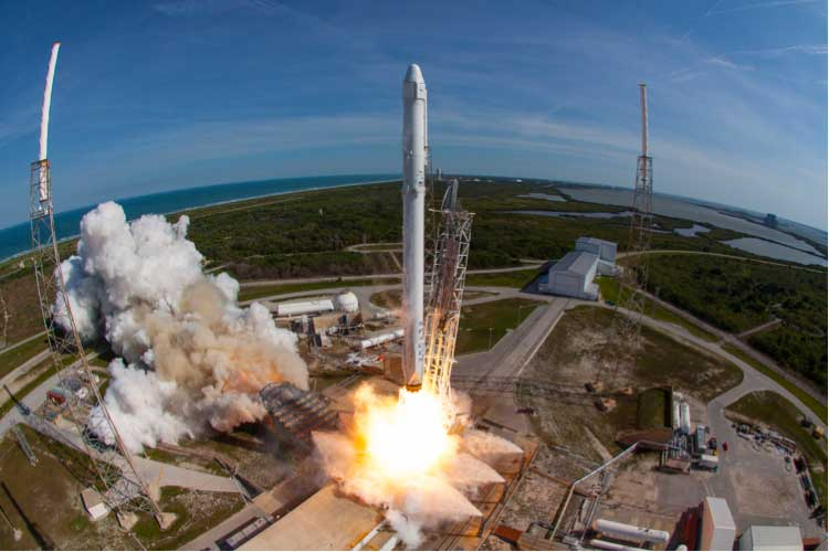 SpaceX CRS 8