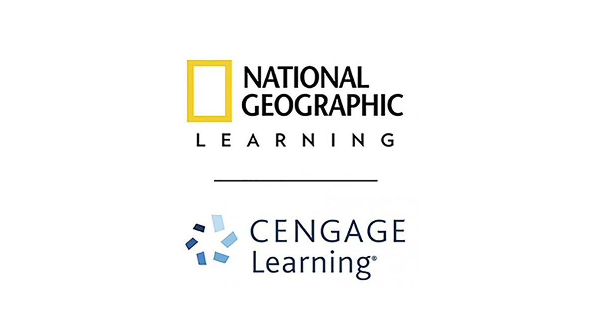 nat geo learning cengage logo