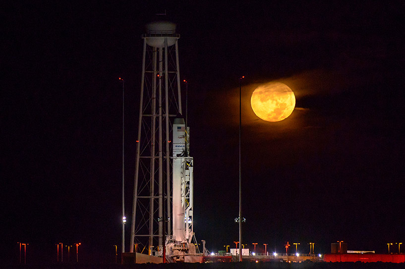 antares return to flight