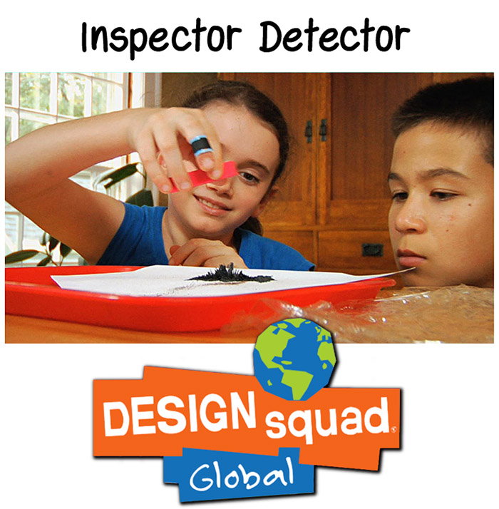 Inspector Detector Design Squad Global