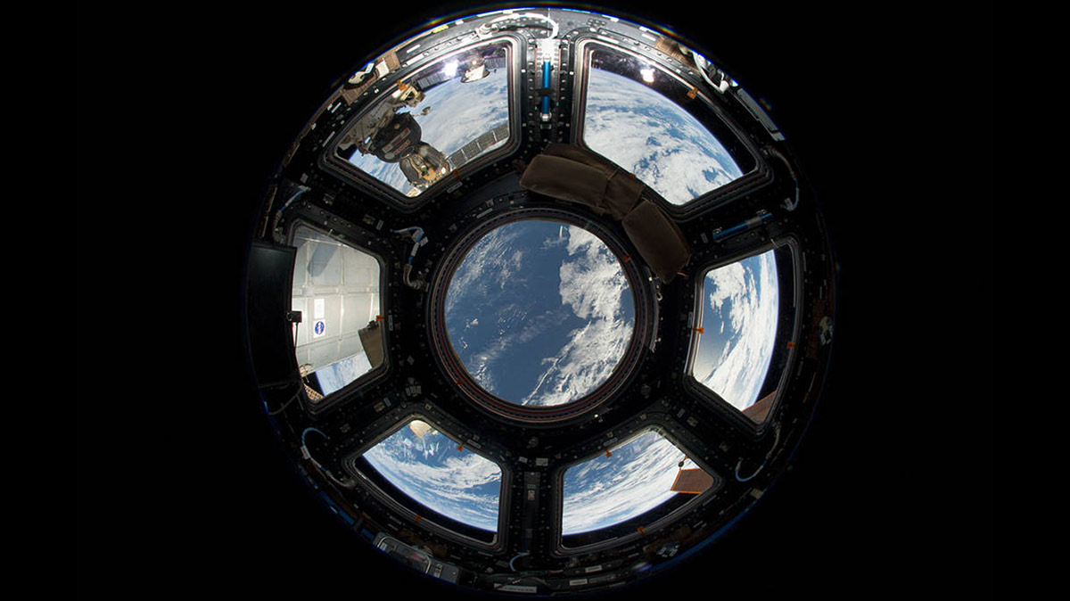 earth from cupola
