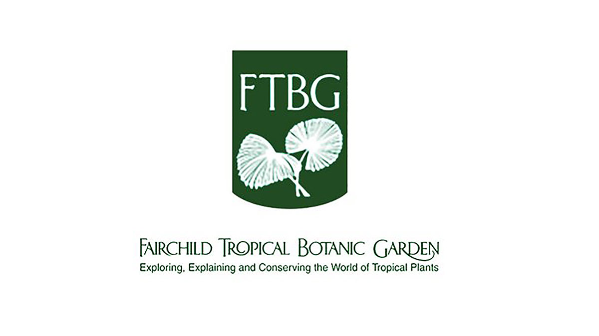 fairchild tropical botanical gardens logo