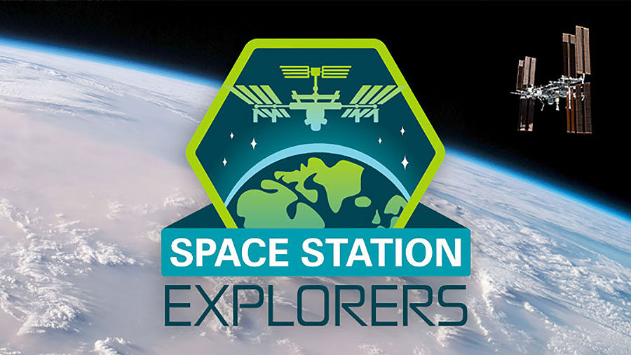 the international space station can inspire and educate