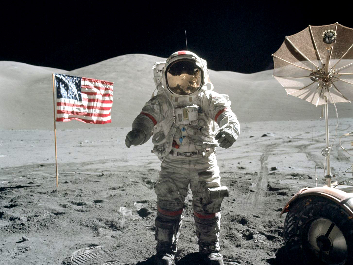 30 kickass and interesting facts about moon landing - HD1453×1090