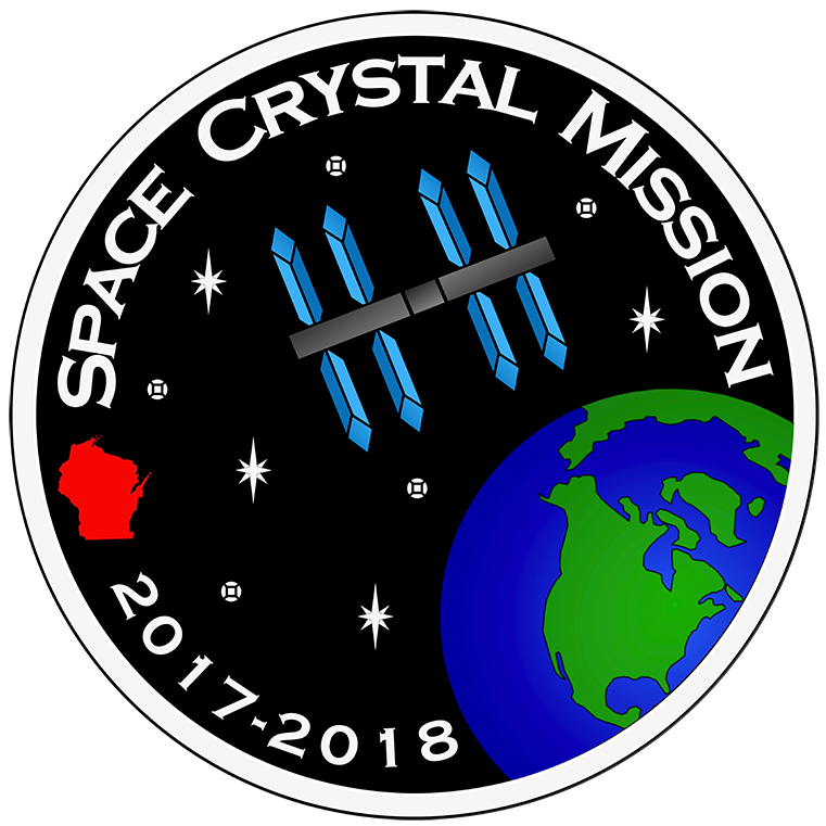 SpaceCrystalMission patch transp