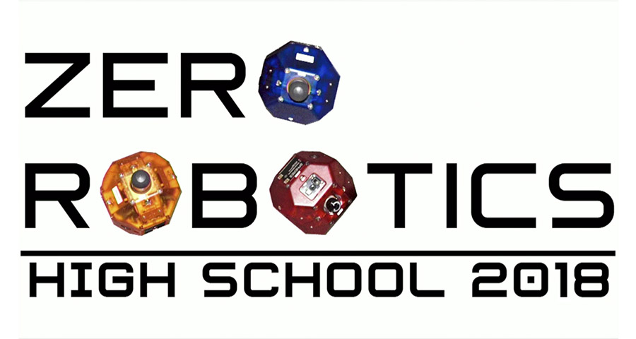 zero robotics high school logo